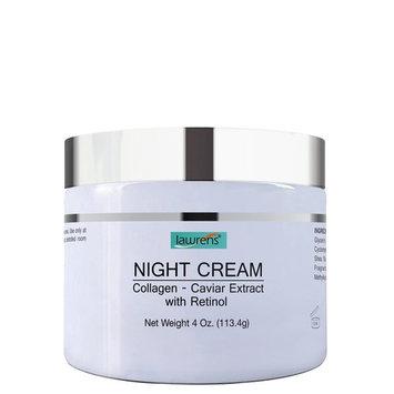 Night Cream/Collagen/Caviar Extract/Retinol/4 oz