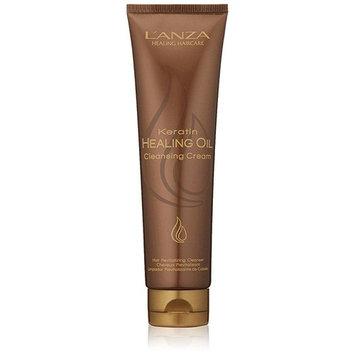 l'anza keratin healing oil cleansing cream, 3.4 oz.