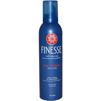 Finesse Curl Defining Mousse 7 OZ - Buy Packs and SAVE (Pack of 4)