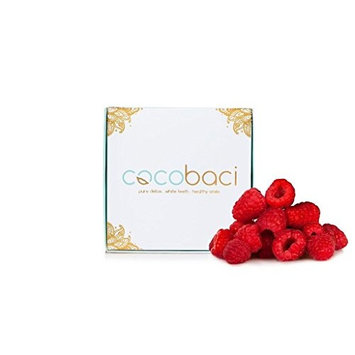 Cocobaci Ayurvedic coconut oil pulling 15 packets - Raspberry flavor - Body detox natural organic - Healthy gums mouthwash w/ essential oils - Natural teeth whitening - Detoxifies body/kills bacteria