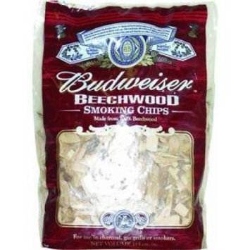 Budweiser Beech Chips 90307 By Barbeque Wood Flavors
