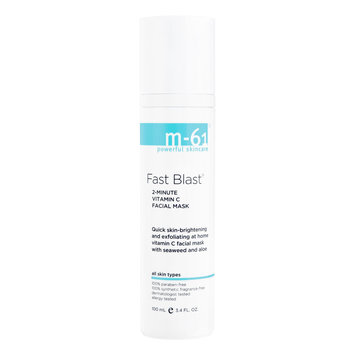 m-61 by Bluemercury Fast Blast 2 Minute Vitamin C Facial Mask, 3.4 oz