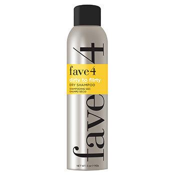 Xile Beauty Group, Llc Fave4 Dirty to Flirty Dry Shampoo