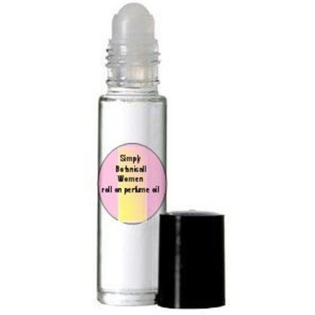 Flowerbomb Perfume (W) Type Roll On Bottle Silky Dry Perfume Oil 10 Ml/.33 Fl Oz By Simply Botanical