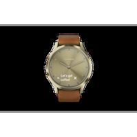 Garmin vivomove HR Gold Stylish Hybrid Smartwatch