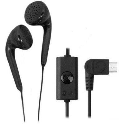 Lg LGSGEY0003745 Micro USB Stereo Headset Headphone