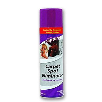 Capture Carpet Spot Eliminator-2 Pack_Treatment For Any Stain Including Grease and Oil Based Stains