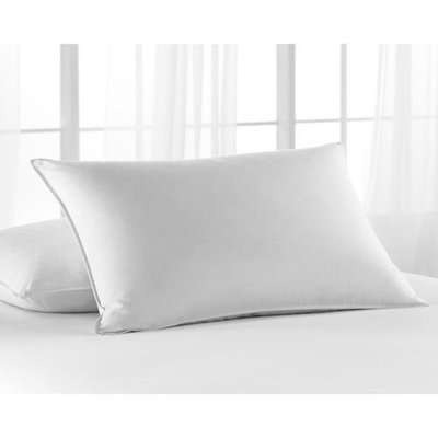 live comfortably Pack of 2 Platinum Memory Fiber Pillows, King, Foam Essence Memory Fiber