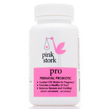 Pink Stork Prenatal Probiotics - 60ct