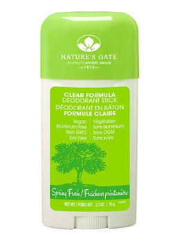 Nature's Gate Deodorant Stick Spring Fresh - 25 oz - HSG-466821