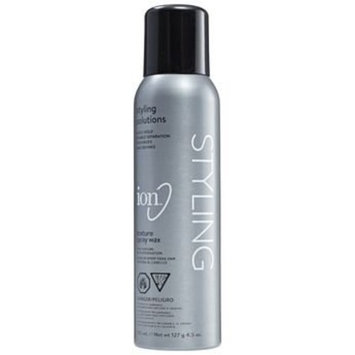 ION Styling Solutions Texture Spray Wax 4.5 oz & ION Styling Solutions Dry Shampoo 4.5 oz Set with a FREE Mini Net Bath Sponge