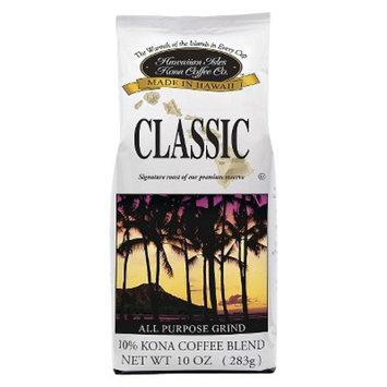 Hawaiian Isles® Classic Kona Blend Ground Coffee - 10oz