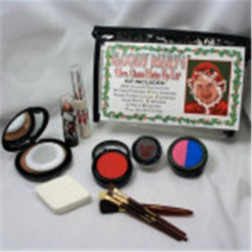 Bloody Mary Ent ZMRSC Zombie Mrs. Claus Makeup Kit