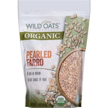Wild Oats Marketplace Organic Pearled Farro, 16 oz