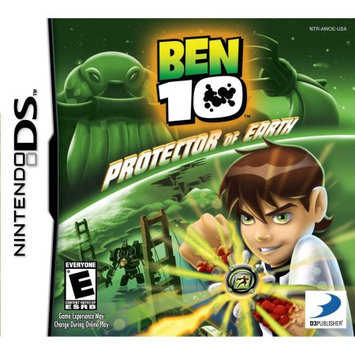 D3 Publisher Ben 10: Protector of Earth (DS) - Pre-Owned