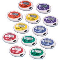 Pedometer Set - Spectrum Step Pedometers (pack of 12)