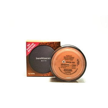 bareMinerals MATTE SPF 15 Foundation with Click, Lock, Go, Sifter in Warm Tan