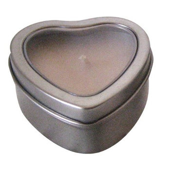 2 Oz Kiss Me Vanilla Heart Shaped Candle