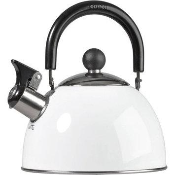 Rowoco Inc 1.3 Qt. Tea Kettle - White