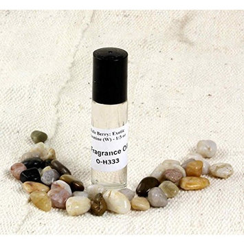 Halle Berry: Exotic Jasmine (W) - 1/3 oz Fragrance Oil Roll On