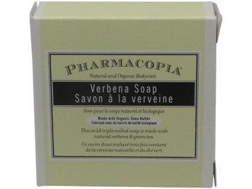 Pharmacopia Verbena Body Soap lot of 1.5oz bars. Total of 12oz (Pack of 8)