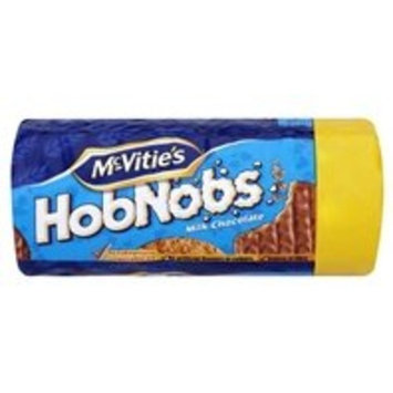 McVities Hobnobs Milk Choc 300g