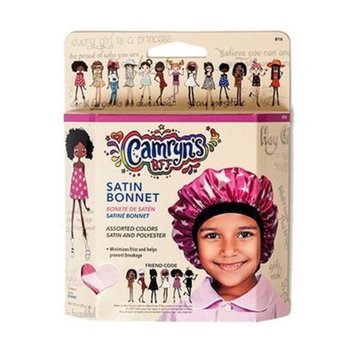 Camryn's BFF Satin Bonnet - 1ct