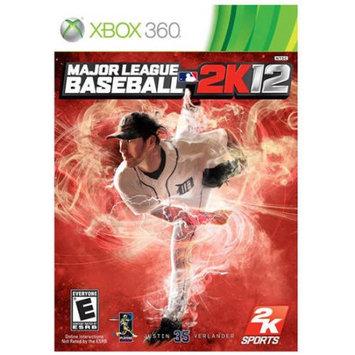 Visual Concepts Major League Baseball 2K12 X36 (Xbox 360) - Pre-Owned
