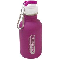 Sub Zero Subzero 17-Ounce Stainless Steel Bottle, Pink
