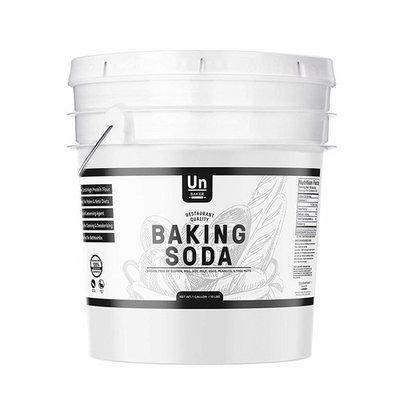 Baking Soda (Sodium Bicarbonate) by Unpretentious Baker, 1 gallon, Resealable Bucket, Restaurant Quality, Highest Purity, Food & USP Pharmaceutical Grade