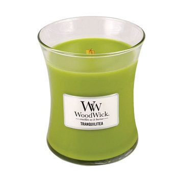 WoodWick - Medium Crackling Candle - Tranquilitea