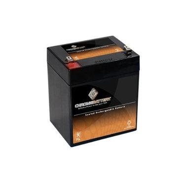 12V 5.3AH Home Alarm Security System SLA Battery