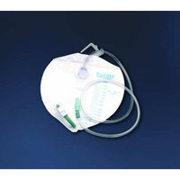 Special Sale - 1 Pack of 10 - BARDIA Closed System Drain Bag BRD802001 BARD M...