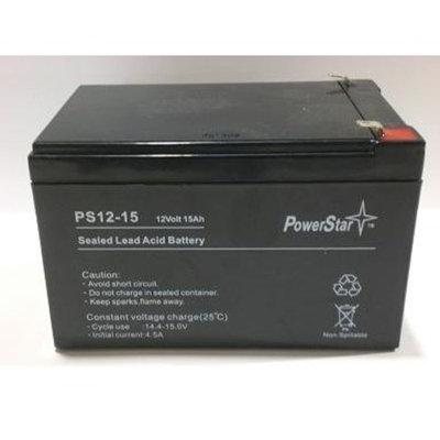 POWERSTAR AGM 12V 12Ah, RBC4 (PS12-12)