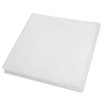 2 Pcs Biochemical Filtration Filter Sponges White 45cmx45cm for Fish Tank