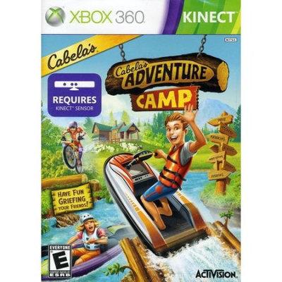 Activision 76646 Cabelas Adventure Camp X360