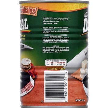 Goya Foods Ducal Black/cheese Refried Beans 15 Oz