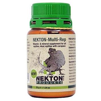 Nekton Usa Nekton Multi-Rep Vitamins and Minerals for all Reptiles, 35gm