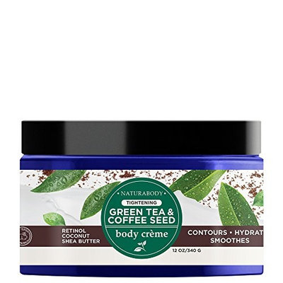 Natura Body Tightening Green Tea & Coffee Body Cream 12oz