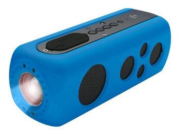 Pyle Audio Pyle PWPBT75BL SoundBox Splash 2 Bluetooth Rugged and Splash-Proof Speaker Syste