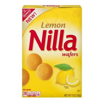 Mondelez Global Llc Nabisco Nilla Wafers Lemon, 11.0 OZ