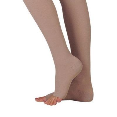 Juzo 3511 Dynamic (Varin) Soft Open Toe Thigh Highs w/Waist Att. RGT 20-30 mmHg Short JUZO3511AGHAR-P