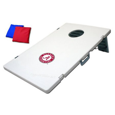 Wild Sports Mississippi State Bulldogs Outdoor Corn Hole Party Game with Case 20TTC-MSST
