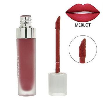 TOPBeauty Newest Long Lasting Liquid Lipstick Matte Lipgloss Lipstick Not Stick On Cup Lipstick
