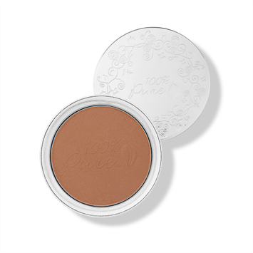 100 Pure 100% Pure Healthy Flawless Skin Foundation Powder - Cocoa