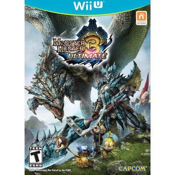 Capcom Pre-Owned Monster Hunger 3 Ultimate for Nintendo Wii U