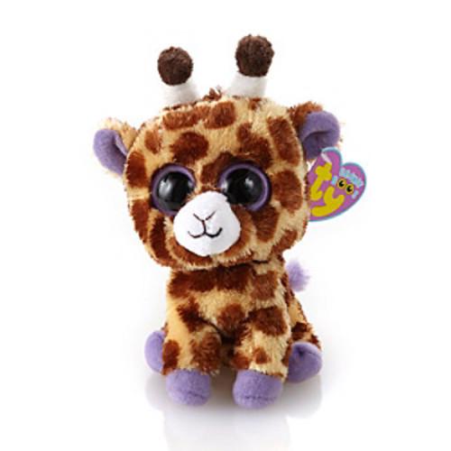Ty Inc Beanie Boo Plush Stuffed Animal Safari Giraffe