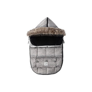 7AM Enfant Le Sac Igloo, Heather Grey, Medium