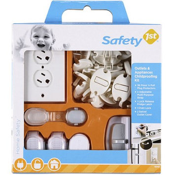 Dorel Juvenile Safety 1st Outlet and Appliance Safety Kit