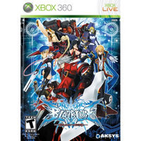 BlazBlue: Calamity Trigger - Limited Edition - [Xbox 360] - Used